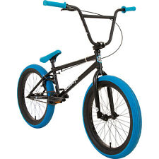 BMX 20 Zoll Bike 3 Farben Freestyle Rad Bullseye Fahrrad Project 501 B-Ware