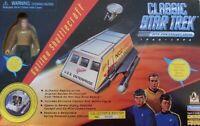 1996 Playmates Toys Star Trek Classic Galileo Shuttlecraft w/exclusive Kirk Figu