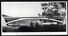1951  --  BELGIQUE  LE NOUVEAU PONT EN BETON DE MARCOUR   3Q027