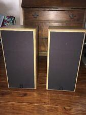 Excellent Vintage JBL 2800 speakers