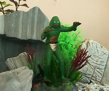 Creature from the Black Lagoon for Aquarium Ornament Fish Tank Decoration 7""