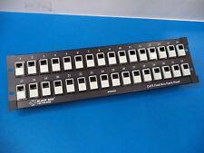 BLACKBOX, FEED-THROUGH CAT-5  UNSHIELDED 32 PORT PATCH PANEL, JPM802A - NEW