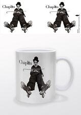 Charlie Chaplin - The Tramp - Coffee Mug - Tasse - Kaffeebecher
