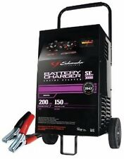 Schumacher SE-3000 6-12-18-24 Volt, 30-44-60-80 Amp, Battery Starter/Charger