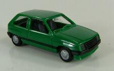 Opel Corsa grün Herpa 1:87 H0 ohne OVP [AU]