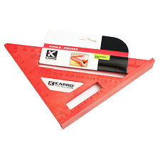 KAPRO Woodworking Tools Rafter Angle Square Plastic