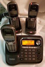 Uniden TRU9485 Cordless Digital Answering System with Dual Keypad & Speakerphone