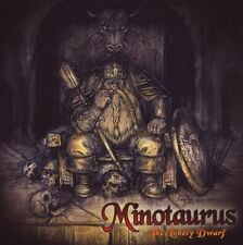 Minotauro-The Lonely Dwarf CD 2009 + Free Sticker Ancient Epic metal