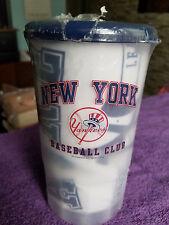 NY Yankees Plastic Beer Mug & T-shirt