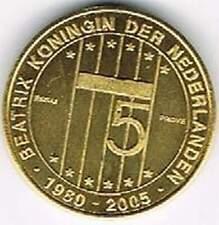 Nederland penning 2005 - 5 gulden (c026)