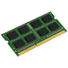 Kingston 4gb 4 GB Ddr3 1600 MHz Pc3 12800 SODIMM so DIMM Notebook Laptop RAM