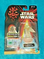 Star Wars Episode 1 Yoda with Jedi Council Chair Comm Tech Collection 2
