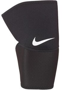 Nike Mens Pro Elbow Arm  Support Sleeve 2.0 Compression Gym Black White Size L
