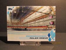 2014 Topps U.S. Olympic Team 2014 Olympic Venues #WOVAA Adler Arena