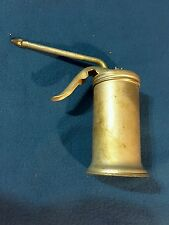Eagle oil can with a finger pump.made in the usa