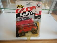 Road Champs High & Mighty Corvette in Red on Blister