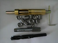 1Set Helicoil Thread Repair Kit  M16 x 2.0 Drill and Tap Insertion Tool