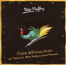 FROHE WEIHNACHTEN MIT TABALUGA, PETER MAFFAY UND SEINEN FREUNDEN  CD NEW+