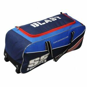 SS Blast Junior Wheelie Cricket Kit Bag +AU Stock +Free Ship & Extra