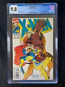 X-Men #28 CGC 9.8 (1994) - Sabretooth appearance