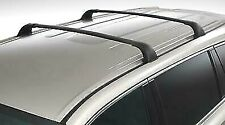TOYOTA KLUGER ROOF RACKS GSU5# GX ONLY NON RAIL TYPE NEW GENUINE FROM DEC 2013>
