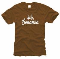 Bonanza - Kult - Herren-T-Shirt, Gr. S bis XXL
