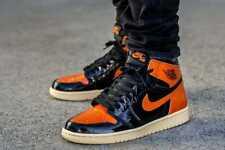 Nike Air Jordan 1 SBB 3.0 Size UK8.5 US9.5 EU43 Shattered Backboard High Orange