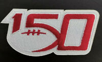 2019 NCAA College Football 150th Anniversary Patch OHIO STATEVOfficial Jersey