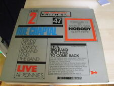 1st Edition Jazz Cool 33 RPM Speed Vinyl Records
