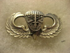 Badge Army Parachute Wings SPECIAL FORCES