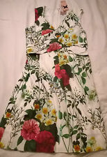 BNWT Phase Eight Kensington dress size 16 ivory white floral wedding occasion