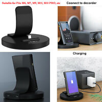 Multifunctional Type-C Charging Dock Music Player Stand Tool For Fiio M9 M11/PRO