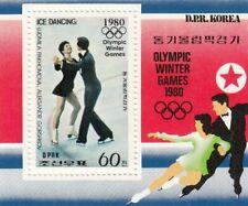 281612 / Block ** MNH Korea 1980 Olympia Nr. 68 A