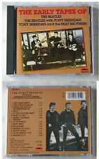 BEATLES The Early Tapes .. Rot Silberne POLYDOR !! CD TOP