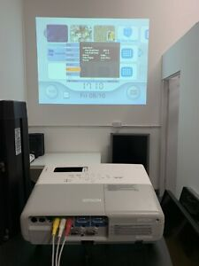 Epson EMP-83H Multimedia Projector - Fully Working 269 Lamp Hours