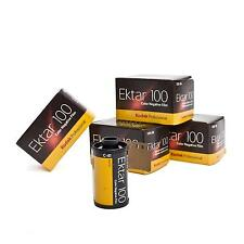 5 X Kodak Ektar 100 135-36 Película Miniatura A Color 35mm 36 Fotos Analógica