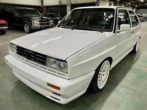 1990 Volkswagen Golf GL
