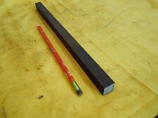 "1018 CR STEEL FLAT BAR STOCK machine shop rectangle plate 5/8"" x 11/16 x 12"" OAL"