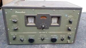 Hammarlund HQ-129X Ham Radio.