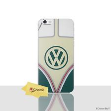 """Camper Van Étui/Housse Pour iPhone 6/6s (4.7"""") Protecteur d'écran/Silicone/Vert"""