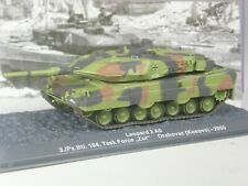 Klasse: Altaya Leopard 2 A5 Panzer Kosovo 2000 in 1:72 in OVP