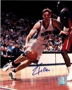 Pau Gasol Signed Auto 8x10 Photo Memphis Grizzlies LA Lakers