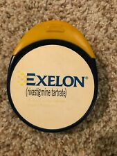 RARE Exelon (Rivastigmine) Magnetic Clip Large Drug Rep issued