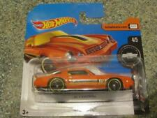 Hot Wheels 2017 # 361/365 1981 Chevrolet Camaro NARANJA Camaro 50yrs