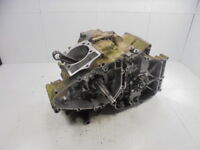 Bottom end motor engine crank tranny cases 1995 Kawasaki Bayou 300 4x4 X3C