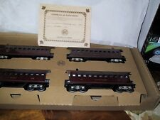 Trains Old Time Canadian Pacific Passenger Cars Set Marx Toys No. 5192