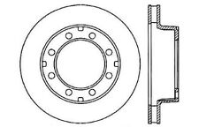 Disc Brake Rotor-Drilled and Slotted Brake Rotors Centric 127.65012L