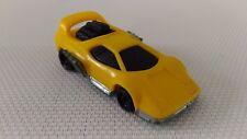 Voiture Miniature Hotwheels « Voiture Jaune » 1993 En Très Bon Etat.