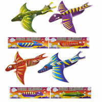 12 Dinosaur Gliders - Pinata Toy Loot/Party Bag Fillers Wedding/Kids