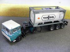 1/87 DAF 2600 Van Hool CCR CONTAINER-SEMI-REMORQUE transformation